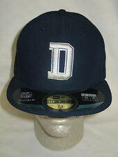 "Dallas Cowboys New Era On Field ""D"" 59FIFTY® Structured Fitted Hat"