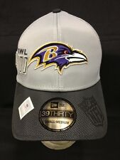 Baltimore Ravens 2012 New Era Super Bowl XLVII Champions Trophy Collection Hat