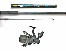 Shakespeare Beta Reel RD & Vigor spin rod 60g Spinning/Lure fishing combo
