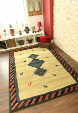 Modern Sand Dark Green Navy Blue Middle Eastern Style Printed Large Area Rugs