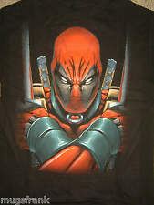 Deadpool Closeup X-Men Marvel Comics T-Shirt