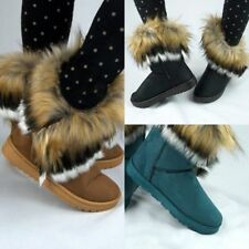 New Autumn Winter Women Lady Stylish Fur Snow Boots Beautiful Ankle Boots 1 pair