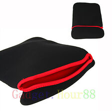 "Neoprene Sleeve Reversible Bag Skin Case Cover for PC Tablet Ebook Reader 7"" 7in"