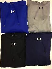 NWT's Under Armour Men's UA Performance Fleece Solid Hoody All Sizes