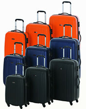 """Hardware Trolley Suitcase """"Trust"""" 360° 4-Wheeler New StarBags"""
