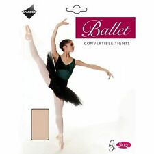 (Free PnP) Silky Womens/Ladies Dance Ballet Tights Convertible (1 Pair)