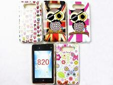 1 x New OWL TPU Soft Cover GEL SKIN Case FOR NOKIA LUMIA 820