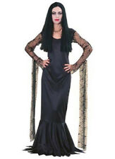 Womens Adult THE ADDAMS FAMILY Deluxe Morticia Costume
