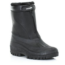 WOMENS MUCKER WELLIES WELLINGTON WINTER WARM WATERPROOF WORK BOOT SIZE 3-8
