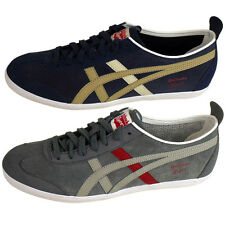 Chaussures Hommes Asics Onitsuka Tiger Mexico 66 Baskets Cuir Daim