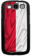 Rikki Knight Indonesia Flag Case for Samsung Galaxy S3 S4 S5