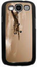 Rikki Knight Times Past Vintage Airplane in Sky Case for Samsung Galaxy S3 S4 S5