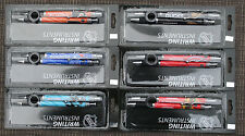 ( 4 PENS ) NHL Click Pens Jazz Style ( Pick Teams ) Black Ink Official Licensed
