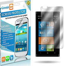 Clear Matte Anti-Glare LCD Screen Protector Cover Guard for Nokia LUMIA 900