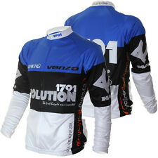 Long Sleeve Cycling Bicycle Bike Jersey