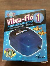 Blue Ribbon Vibra-Flo Aquarium Air Pumps - 2 Sizes  SALE GET 50% OFF NOW!!