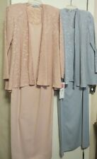DRASTICALLY REDUCED MOTHER OF BRIDE DRESSES WERE $240 NOW $50 FOR CHARITY NWT