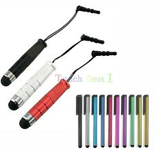 "Universal 3.5mm Capacitive PEN Stylus for PC Tablet TAB Ebook Reader 7"" 7in"