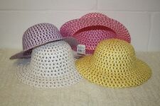 diy  easter  -bonnets -easter parades-baskets pink lilac yellow white (267)