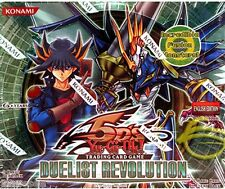 Yu-gi-oh Duelist Revolution Commons Mint Singles/Playsets Take Your Pick