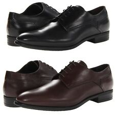 Bruno Magli Mens Maitland Black or Brown Lace-Up Italian Dress Shoes Oxfords