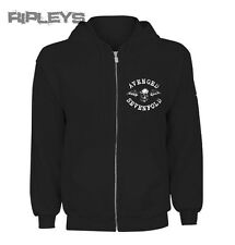 Official AVENGED SEVENFOLD A7X Hoody Hoodie FLOURISH Zip All Sizes