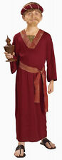 Child Red Wise Man Costume - Nativity / Christmas