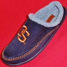 NEW Men's NORTHSIDE Black OREGON BEAVERS Slippers Slip On Comfort House Shoes