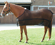 SHIRES WESSEX LAMBOURNE ANTI SWEAT RUG 27 cooling summer drying chill horse pony
