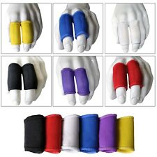 Basketball Football Volleyball Protective Gear Fingers Stall Sleeve Band Cap New