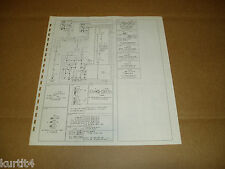 1978 ford van zeppy io 1978 ford econoline van e150 e250 wiring diagram schematic sheet service manual
