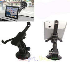 "In Car Suction Windscreen Cradle Mount Holder stand FOR PC Tablet 7"" 7in 2014"
