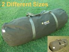 New OZtrail Canvas Swag Carry Bag Large Duffle Travel Luggage Duffel Tote 2 Size