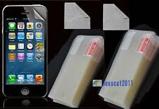 3X Matte Ultra Anti-glare /Clear Screen Film Protector For Apple iPhone 5G 5 BS
