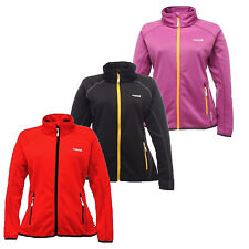 RRP £45 REGATTA LADIES LUCEA FULL STRETCH SOFTSHELL FLEECE JACKET