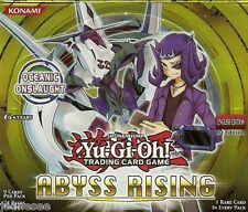 Yu-gi-oh Abyss Rising Commons Mint Single/Playset Take Your Pick