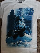 Stormtrooper on Post Darth Vader Star Wars T-Shirt