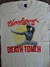 Bloodsport Death Touch Dragon Pose Jean-Claude Van Damme Frank Dux Shirt