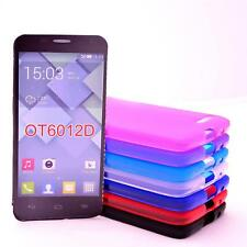 Alcatel One Touch Idol Mini 6012D Silikon TPU Handyhülle Cover Case Tasche Hülle