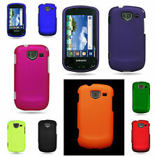 Rigid Plastic Colorful Rubber Matte Phone Cover Case For Samsung Brightside