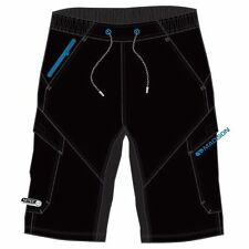 Madison Trail Youth Kids Boys Junior Mountain Bike Cycling Baggy Padded Shorts