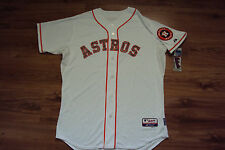 HOUSTON ASTROS MLB MAJESTIC U.S.M.C. MILITARY AUTHENTIC COOL BASE GAME JERSEY