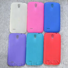 1x New TPU Matte Silicone Gel skin case cover For Huawei Ascend G610