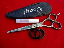 "Select Color_60 DaysWarranty 5.5"" Prof Hairdressing Hair Scissors_Japanese Steel"