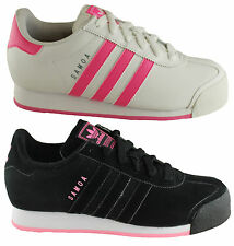 ADIDAS SAMOA W LADIES/WOMENS SHOES/SNEAKERS/TRAINERS/CASUAL/SPORT/RETRO