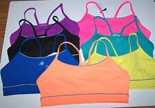 Nwt New Adidas Sport Empower Bra Crop Top ClimaLite Assorted Colors Cute Miss