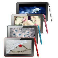 "Multi-Color 8GB 9"" Google Android 4.2 Allwinner A23 Dual Core Cameras Tablet PC"