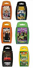 Top Trumps, Different Variety's To Choose From, Fun Travel Game!