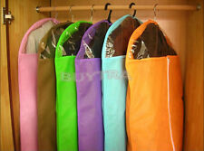SK Dress Clothes Garment Bags Dust Proof Travel Storage Protector Container CA 3