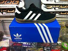 Adidas Seeley Cup Skate Shoes C75172 (CBLACK/FTWWHT/GUM4) NEW